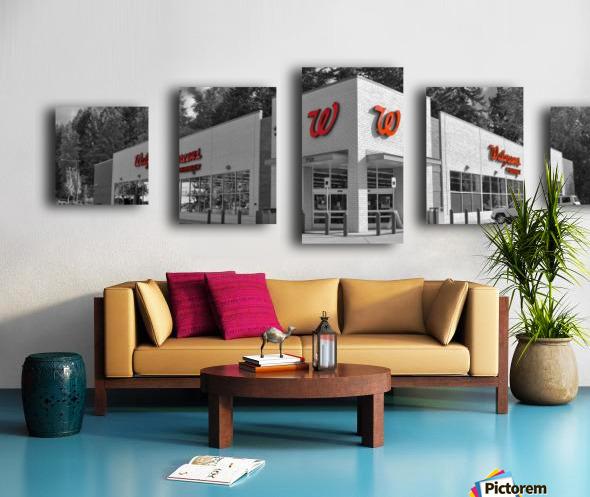walgreens panoramic - steve canvas