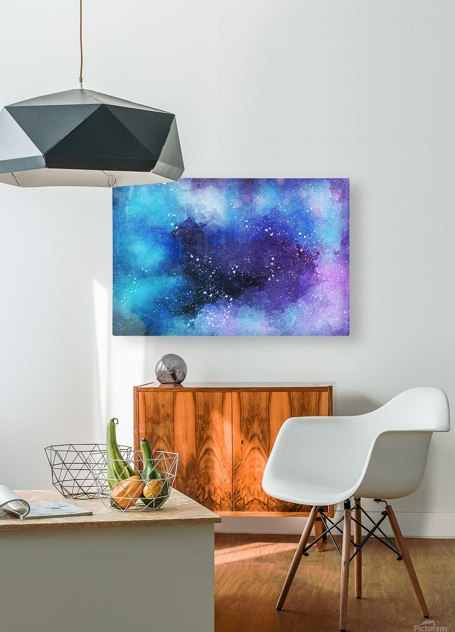 background6  HD Metal print with Floating Frame on Back