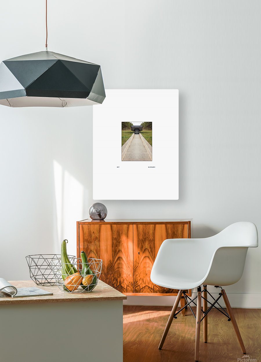 BLUEPHOTOSFORSALE 055  HD Metal print with Floating Frame on Back