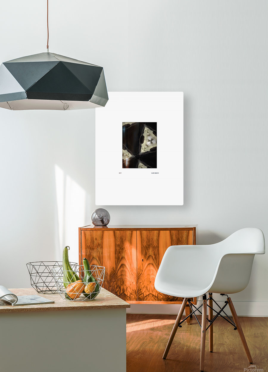BLUEPHOTOSFORSALE 040  HD Metal print with Floating Frame on Back