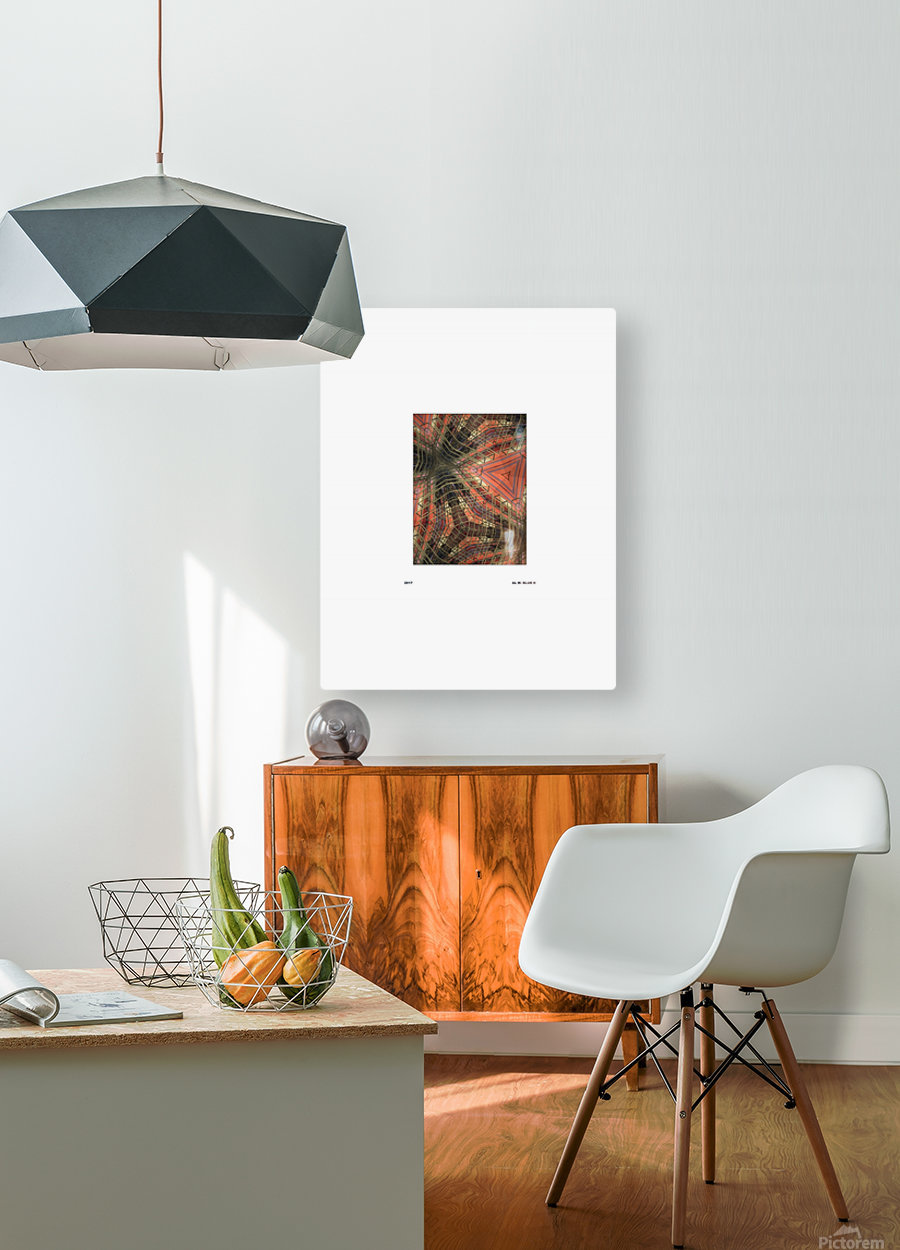 BLUEPHOTOSFORSALE 031  HD Metal print with Floating Frame on Back