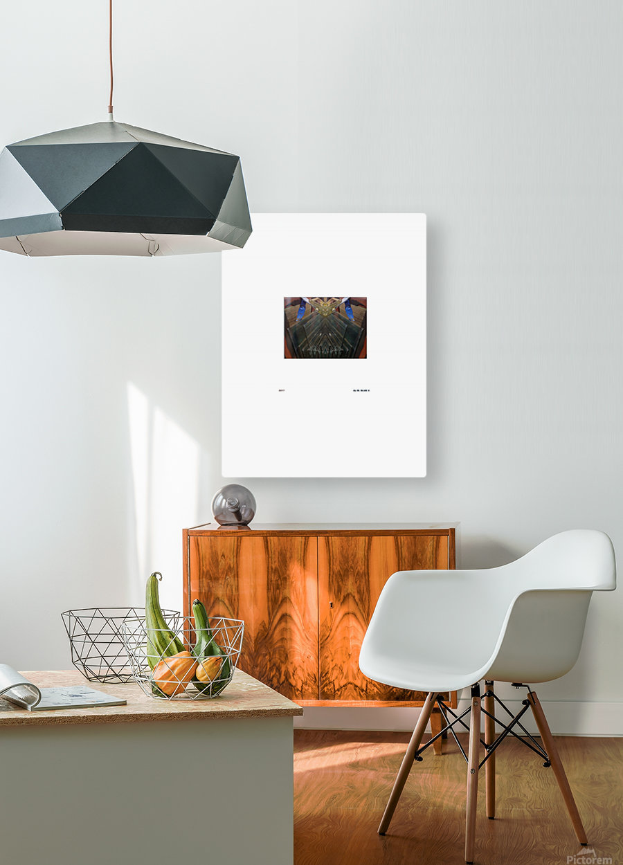 BLUEPHOTOSFORSALE 032  HD Metal print with Floating Frame on Back