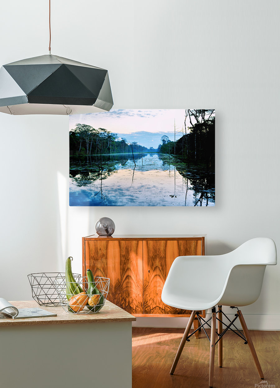 Cambodia  HD Metal print with Floating Frame on Back