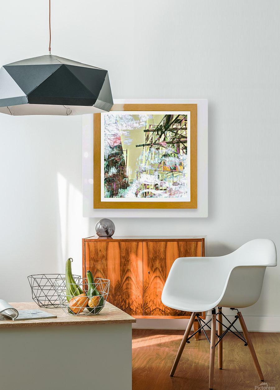 Pananaginip sa Doroteo  HD Metal print with Floating Frame on Back
