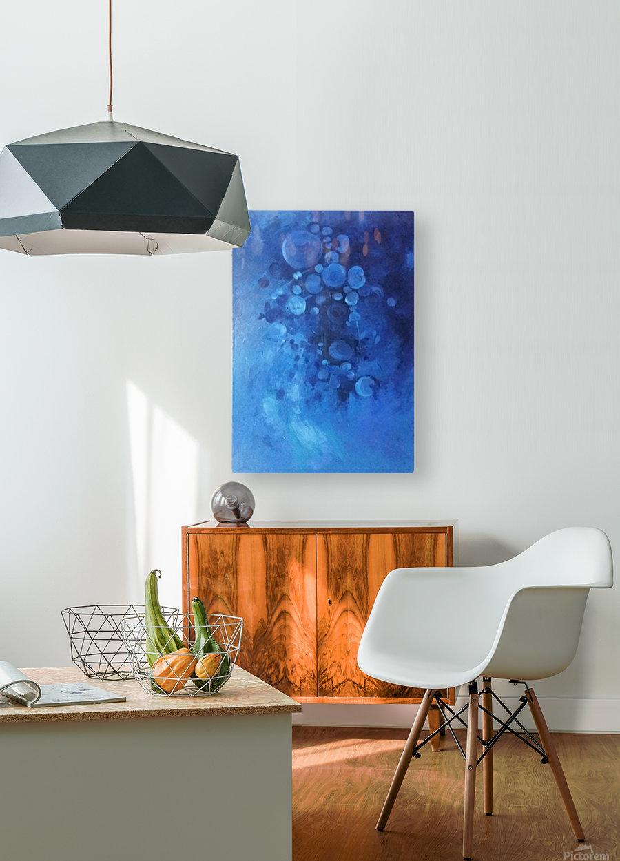 Nodes of inspiration (3)_1526765179.18  HD Metal print with Floating Frame on Back
