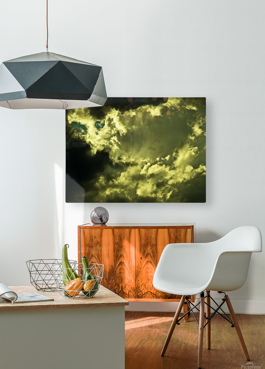 A (13)  HD Metal print with Floating Frame on Back
