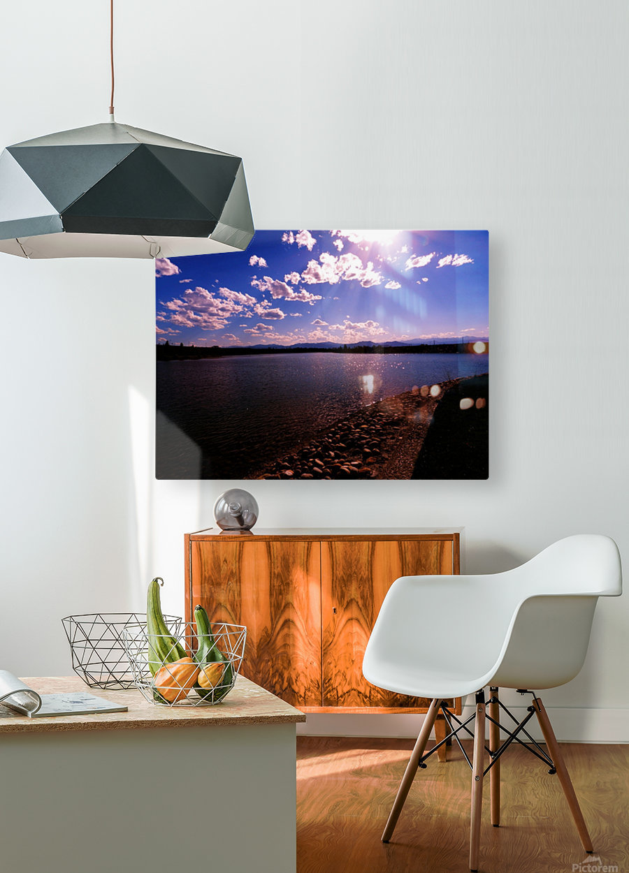 sofn-5D7F6A94  HD Metal print with Floating Frame on Back