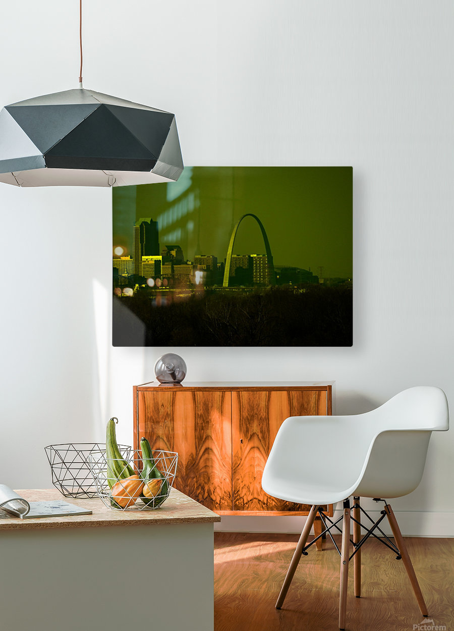 F (5)  HD Metal print with Floating Frame on Back