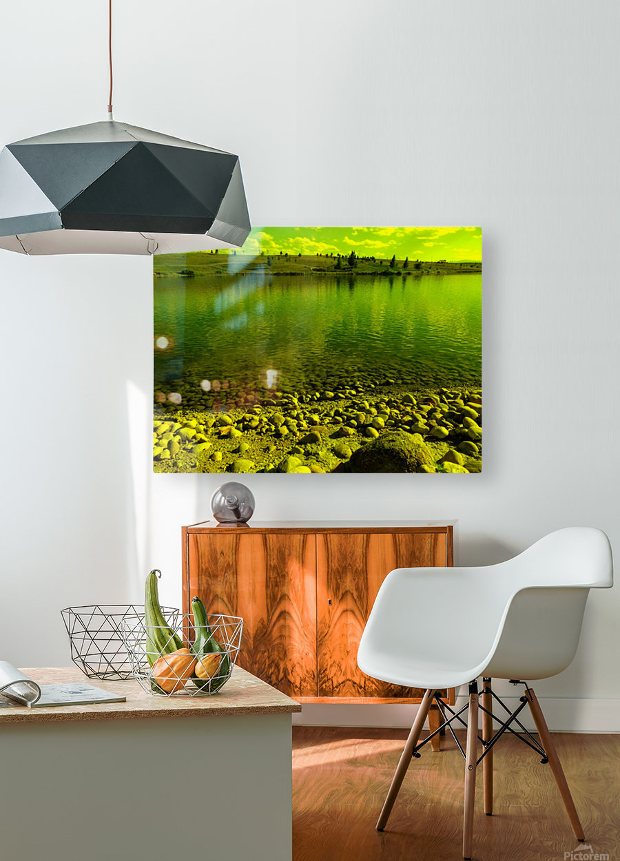 sofn-D8955C26  HD Metal print with Floating Frame on Back