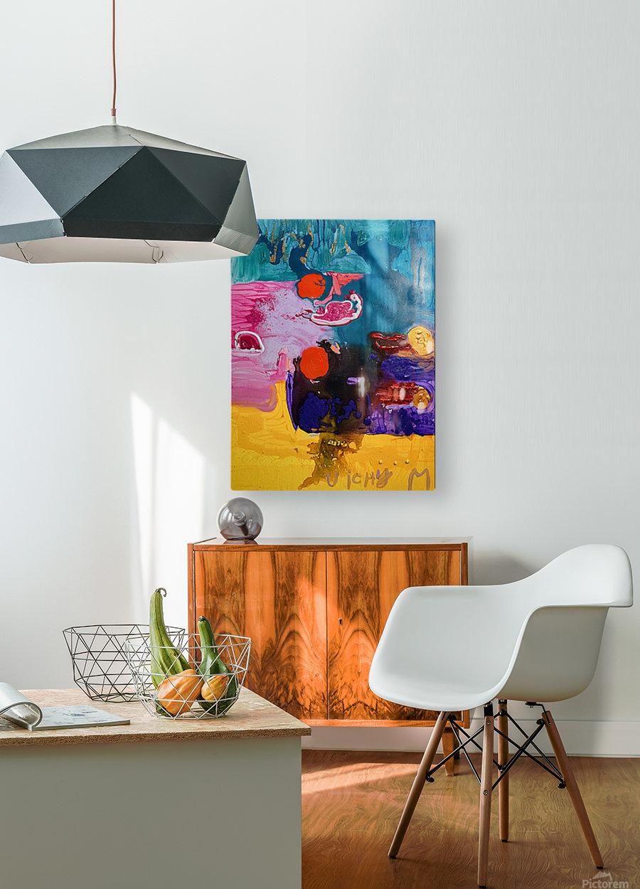MV14062017003  HD Metal print with Floating Frame on Back