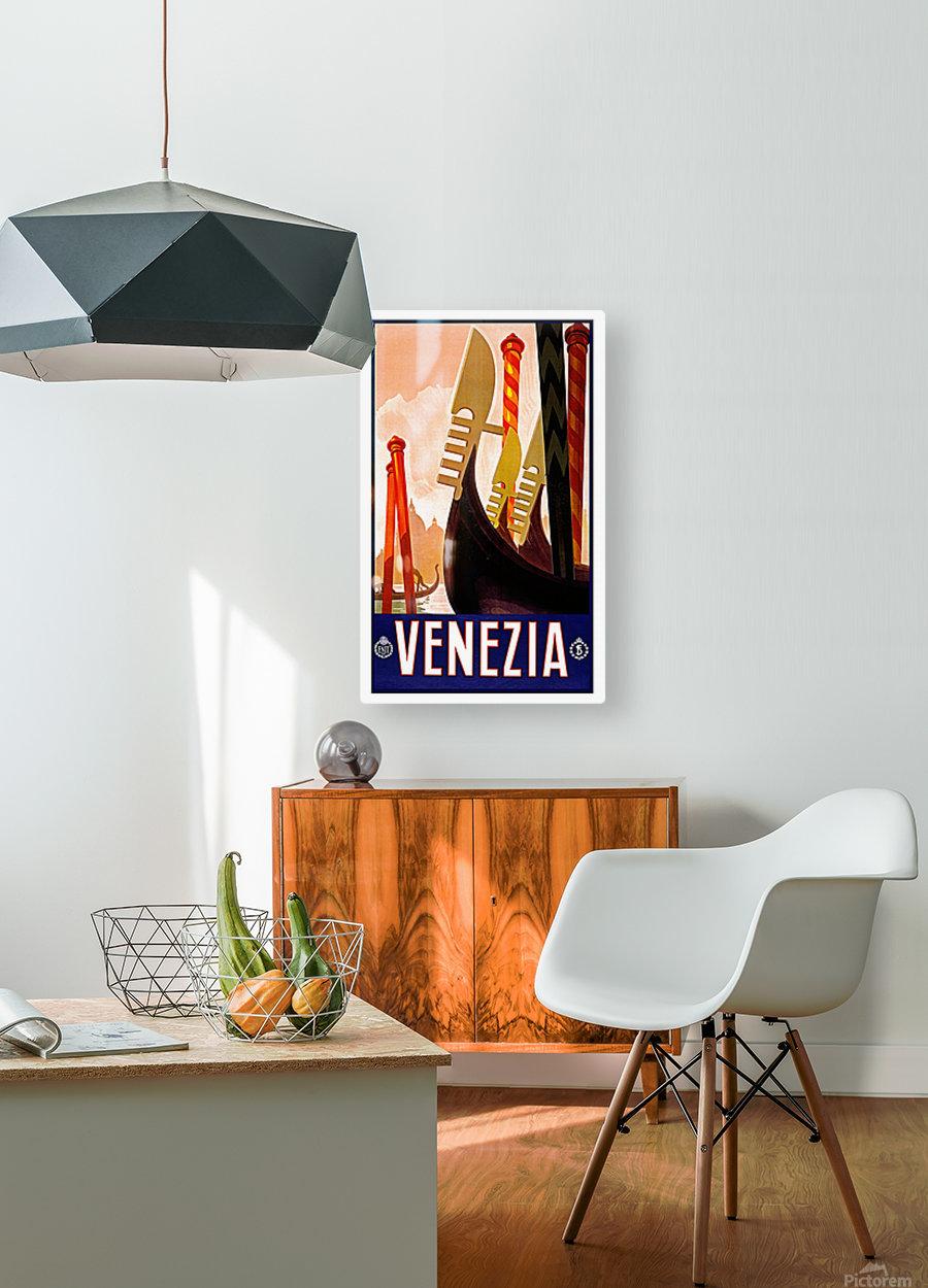 VENEZIA_OSG  HD Metal print with Floating Frame on Back