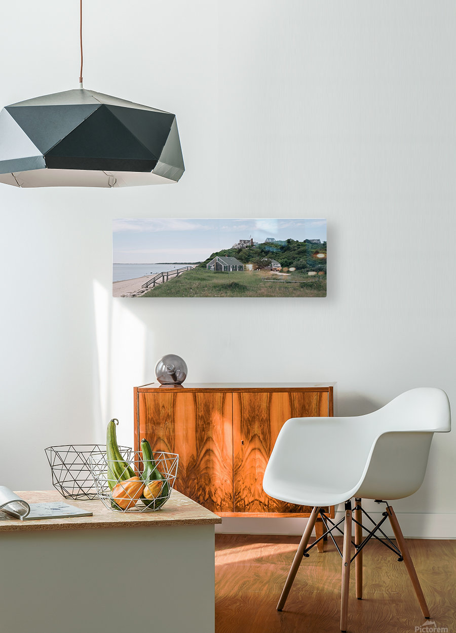 Corn Hill Beach  HD Metal print with Floating Frame on Back