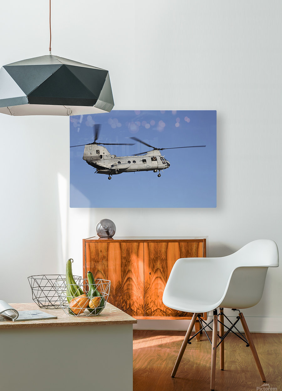 stk106570m  HD Metal print with Floating Frame on Back