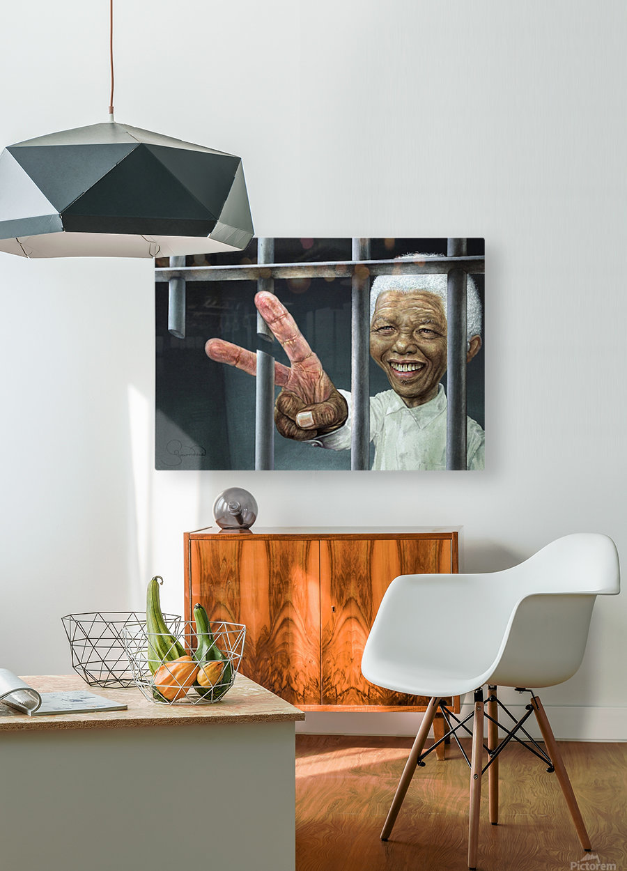 17 Krzysztof Grzondziel  HD Metal print with Floating Frame on Back
