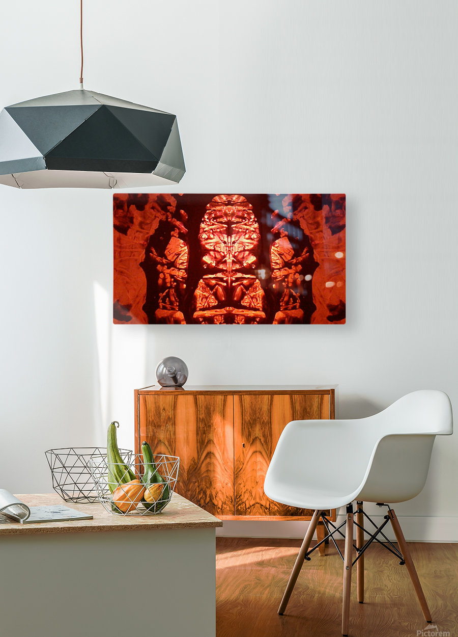 1541427546463  HD Metal print with Floating Frame on Back