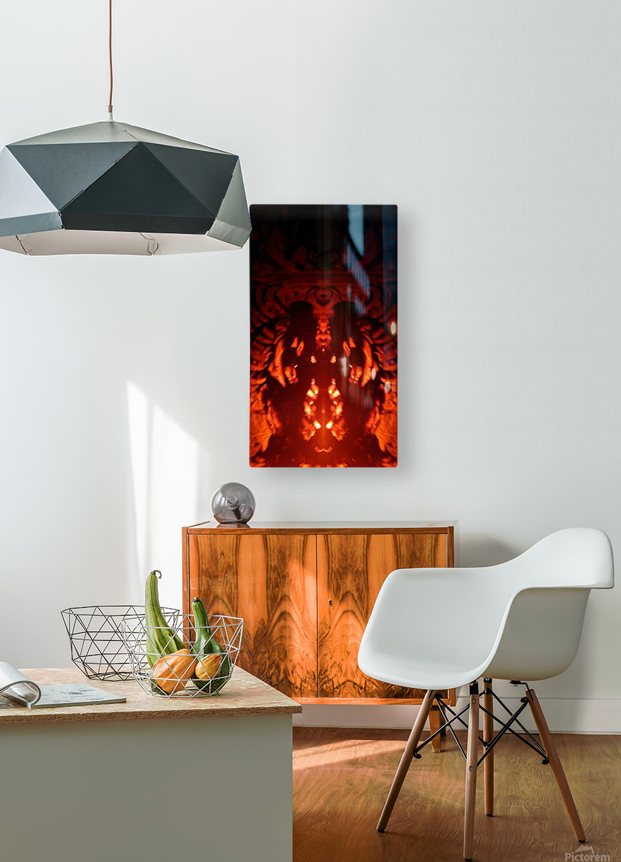 2018118_83810780  HD Metal print with Floating Frame on Back