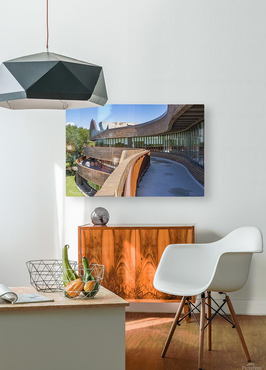CityHall_IMG_2418  HD Metal print with Floating Frame on Back