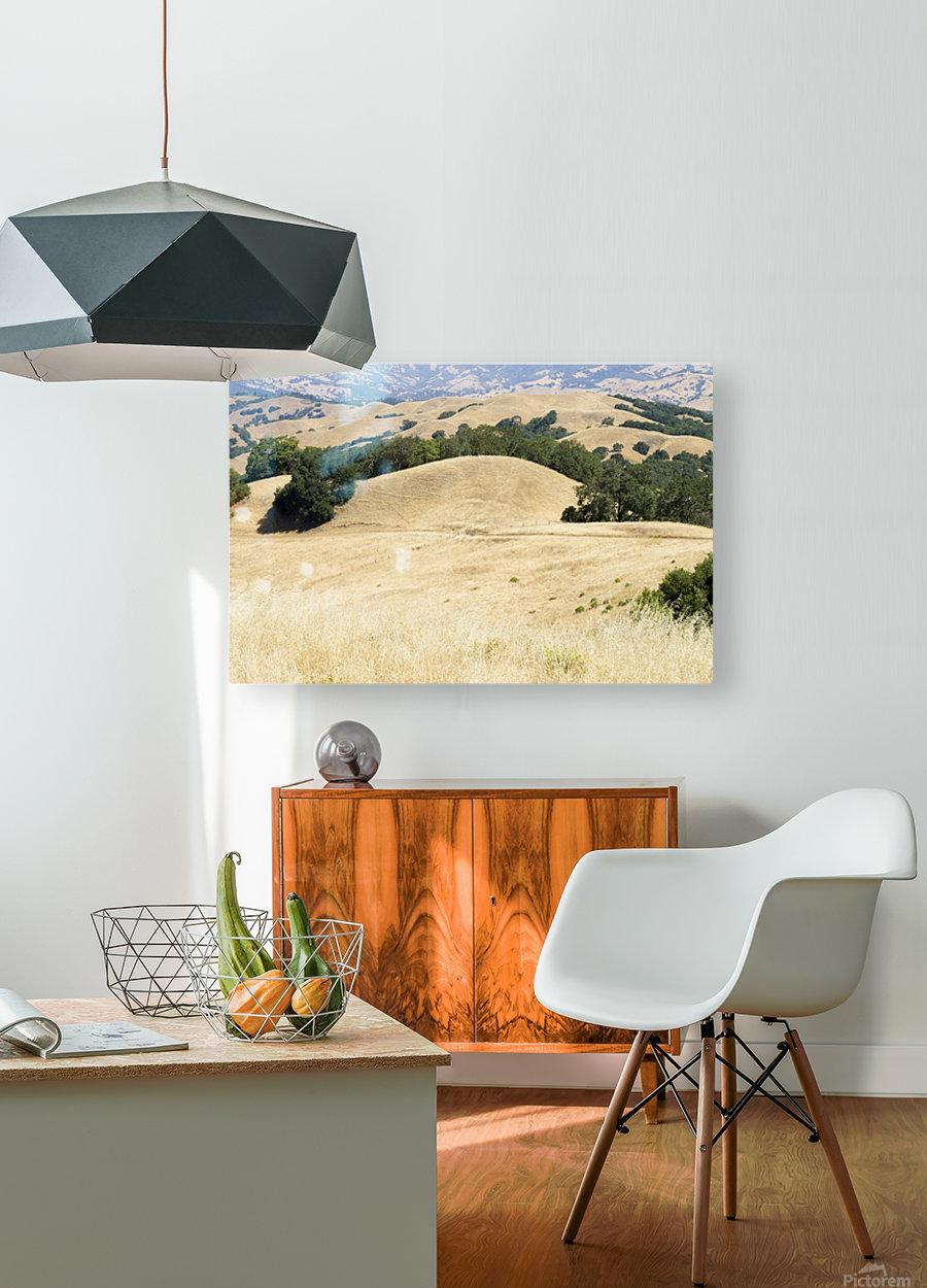 Pepperwood Presserve 1  HD Metal print with Floating Frame on Back