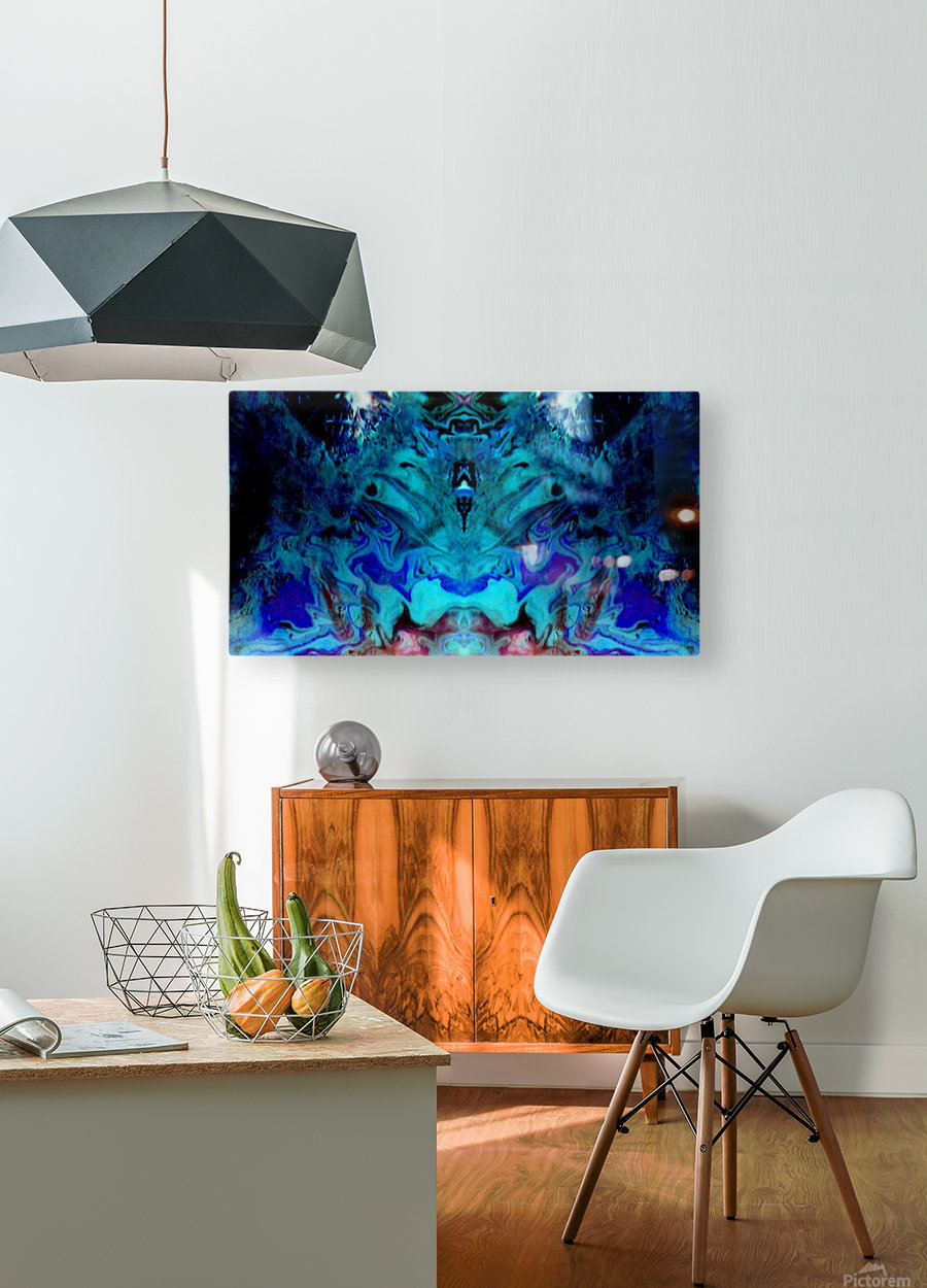 1550723633877  HD Metal print with Floating Frame on Back