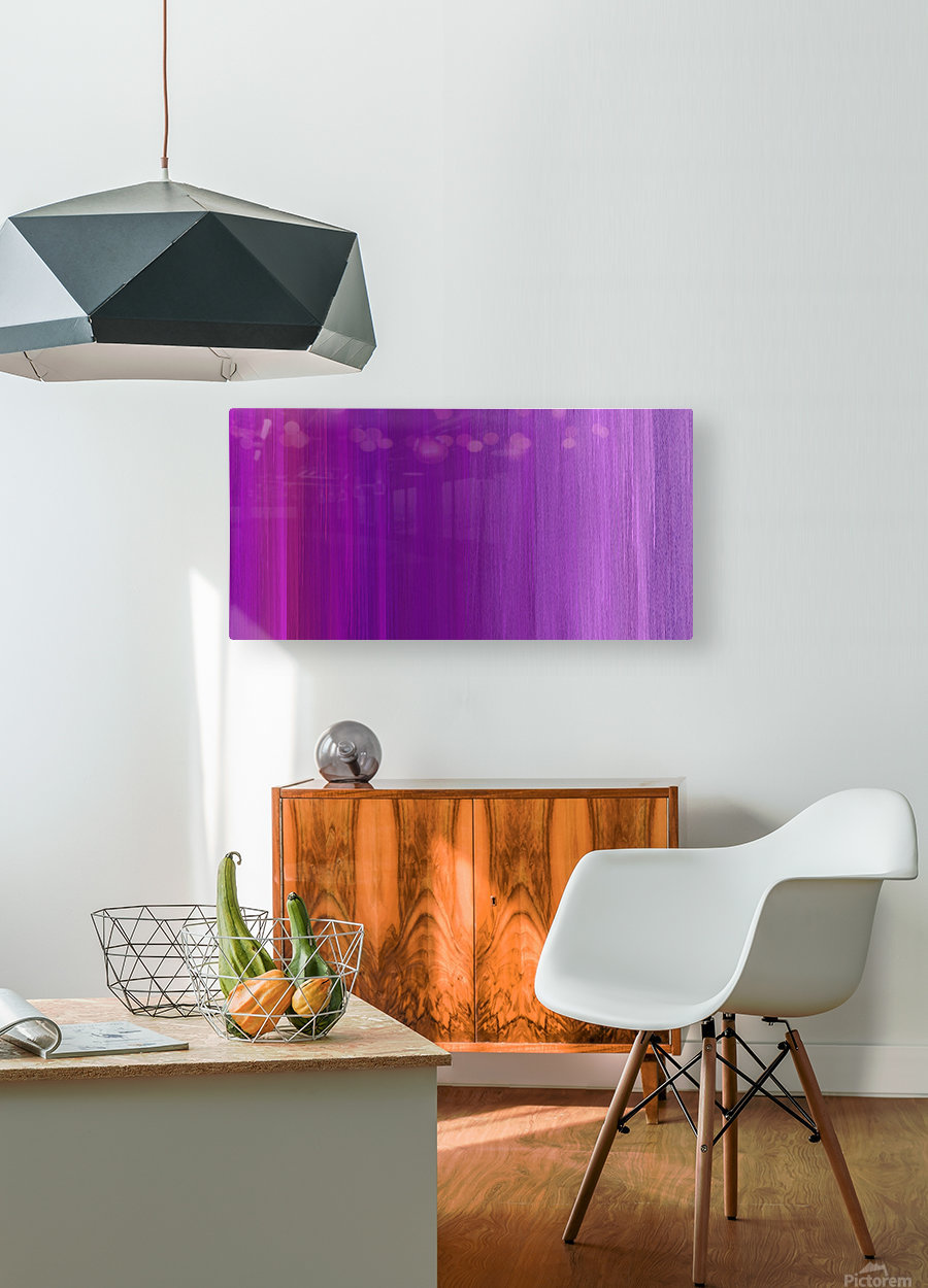 Andee Design Abstract 8 2018   HD Metal print with Floating Frame on Back