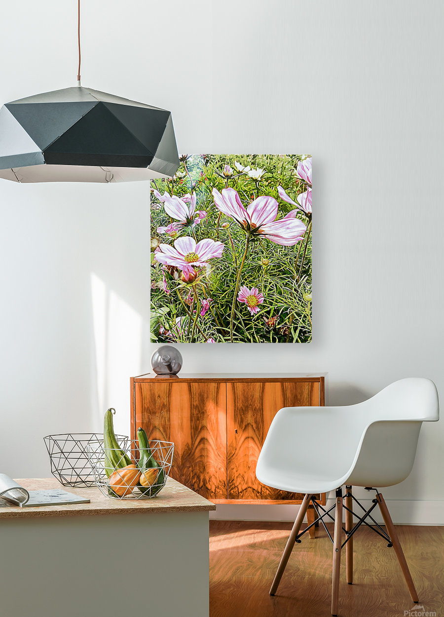 Light and Breezy  HD Metal print with Floating Frame on Back