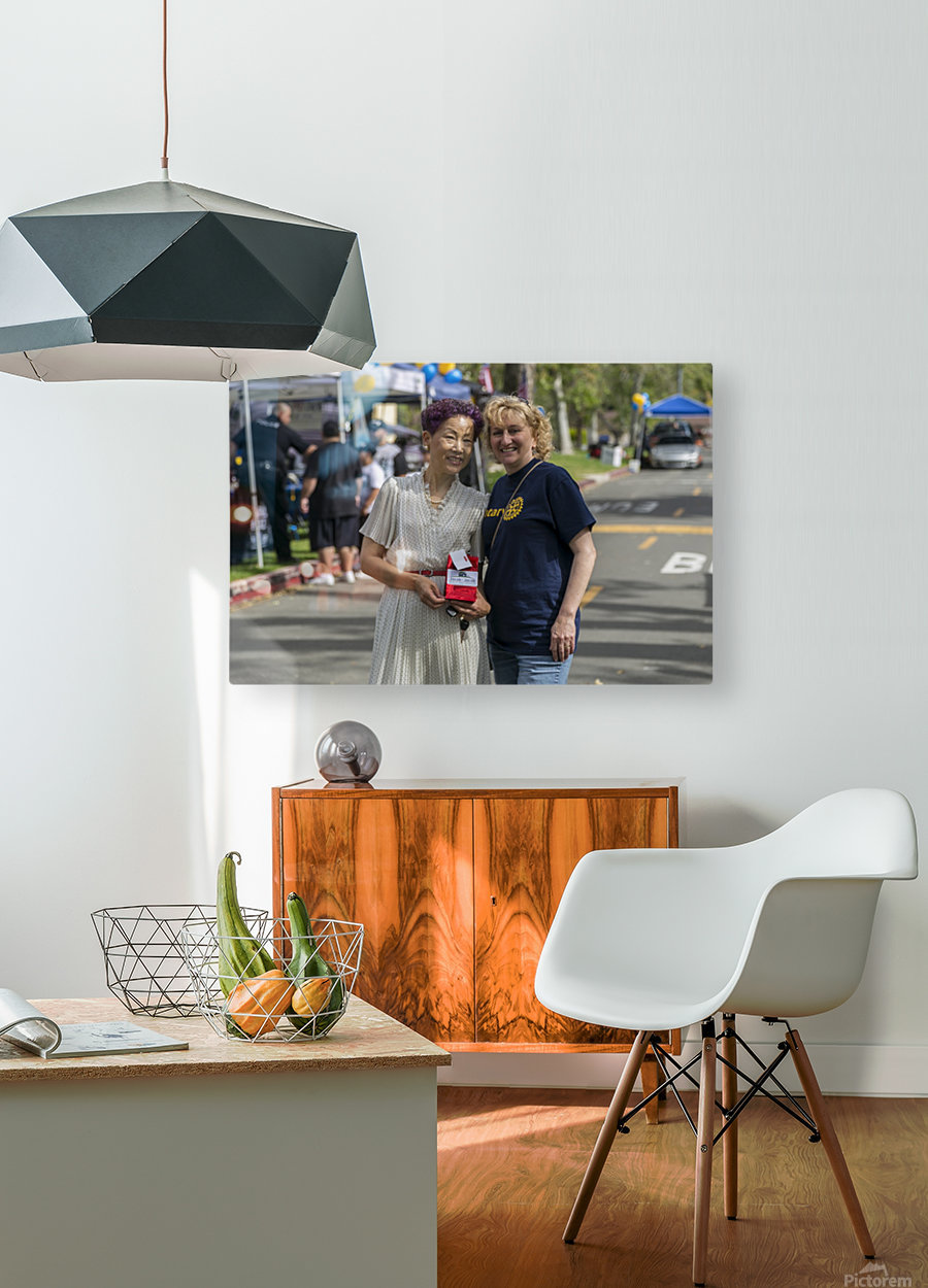 IMG_1517  HD Metal print with Floating Frame on Back
