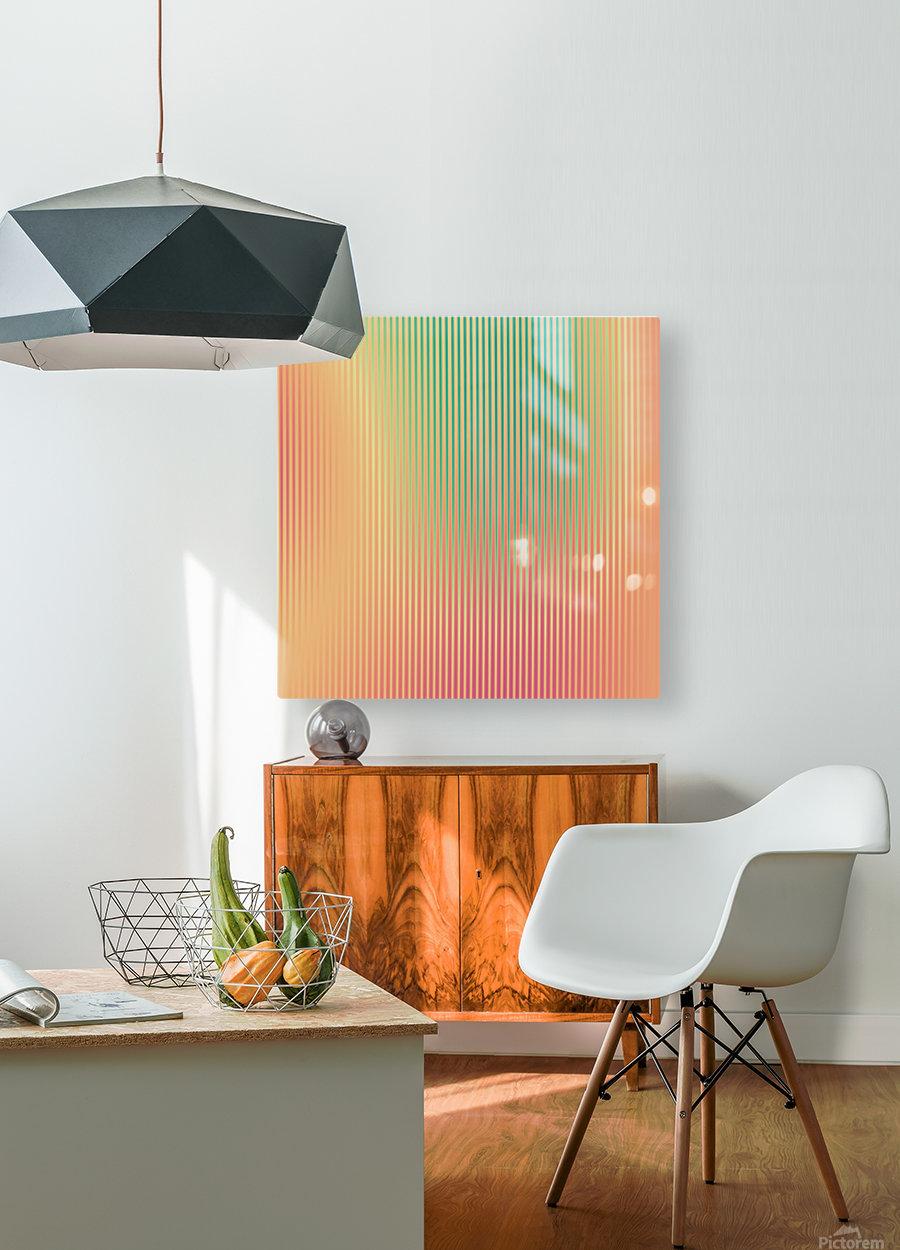 Cool Design (17)  HD Metal print with Floating Frame on Back