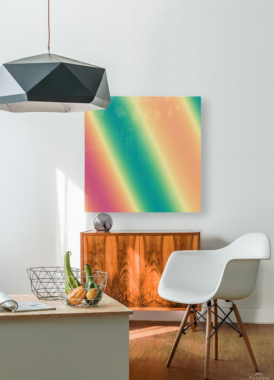 Cool Design (47)  HD Metal print with Floating Frame on Back