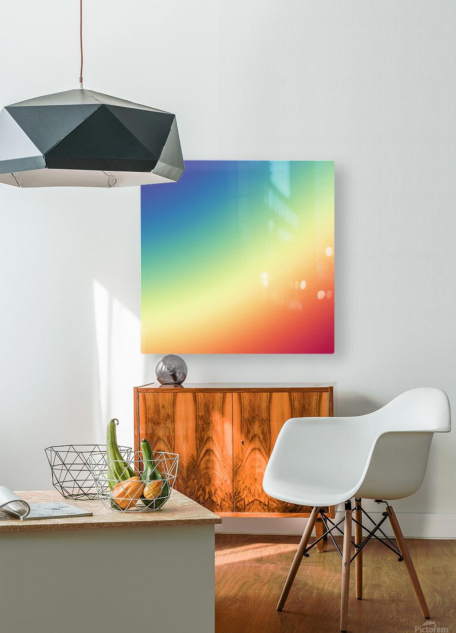 Cool Design (51)  HD Metal print with Floating Frame on Back