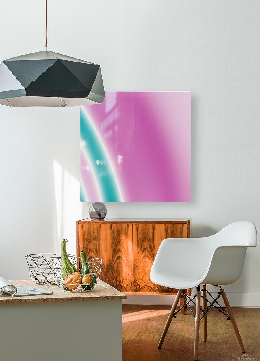 Cool Design (41)  HD Metal print with Floating Frame on Back