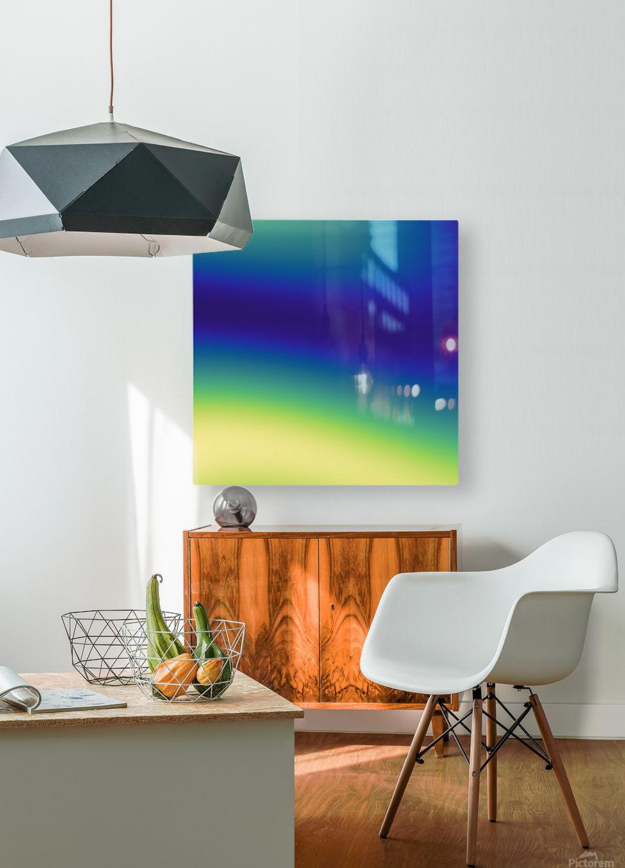 Cool Design (14)  HD Metal print with Floating Frame on Back
