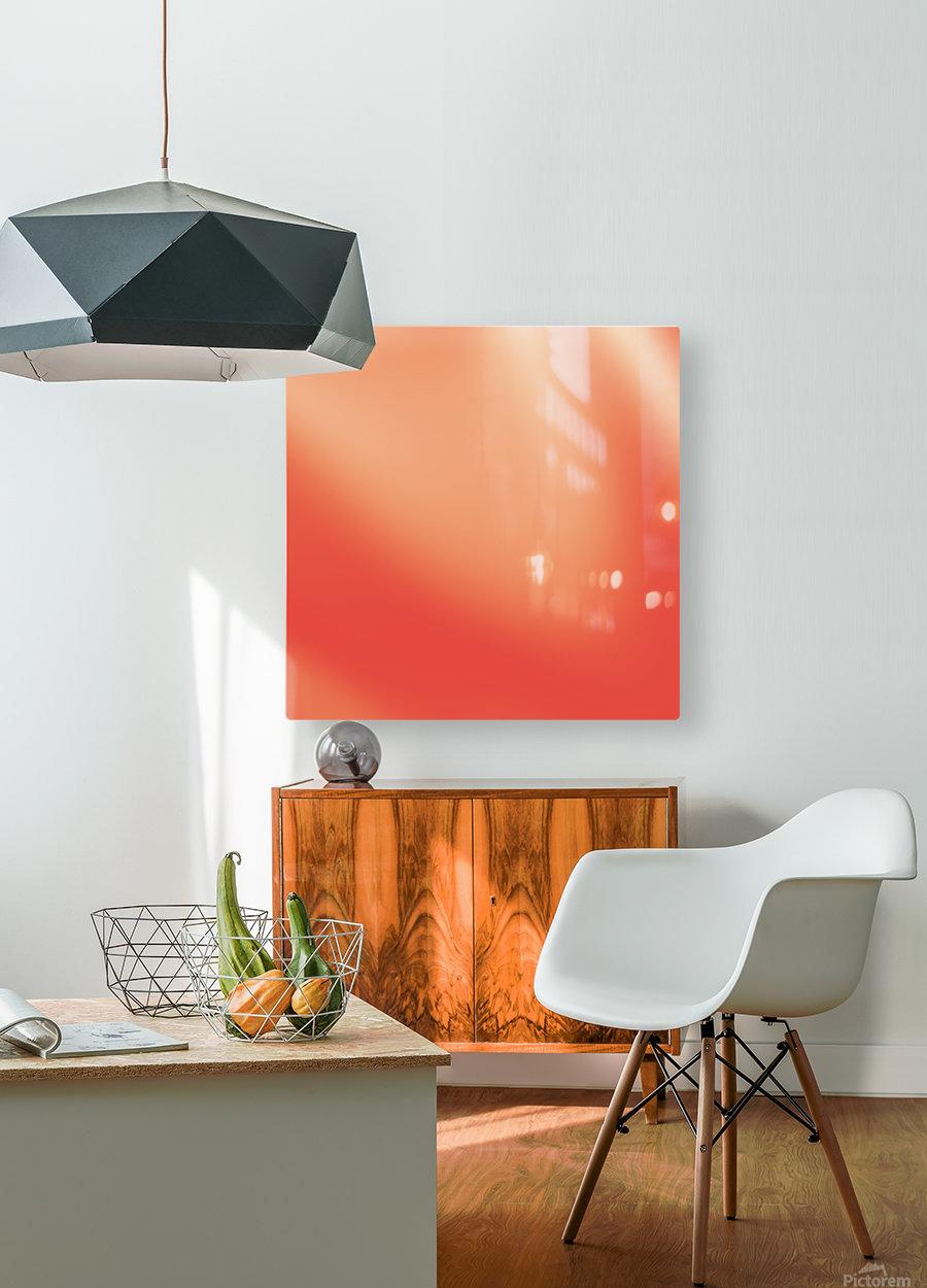 Cool Design (11)  HD Metal print with Floating Frame on Back