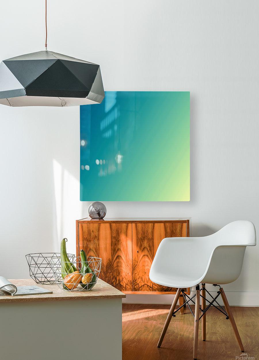 COOL DESIGN (50)  HD Metal print with Floating Frame on Back
