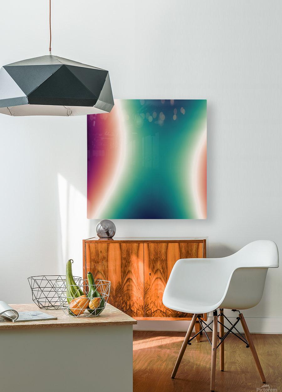 COOL DESIGN  (4)  HD Metal print with Floating Frame on Back