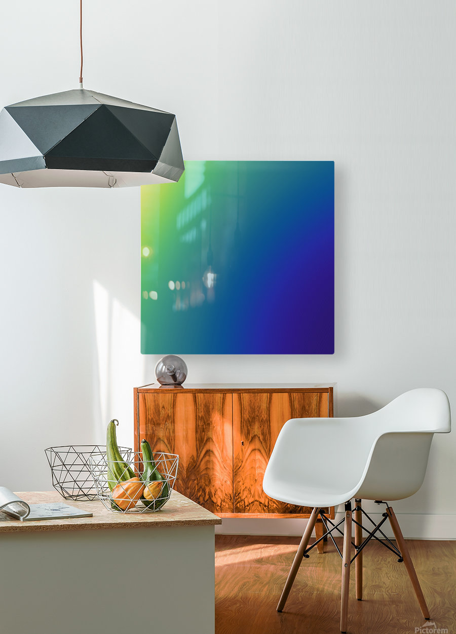 COOL DESIGN  (68)  HD Metal print with Floating Frame on Back