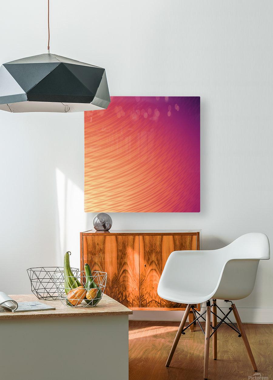 COOL DESIGN  (60)  HD Metal print with Floating Frame on Back