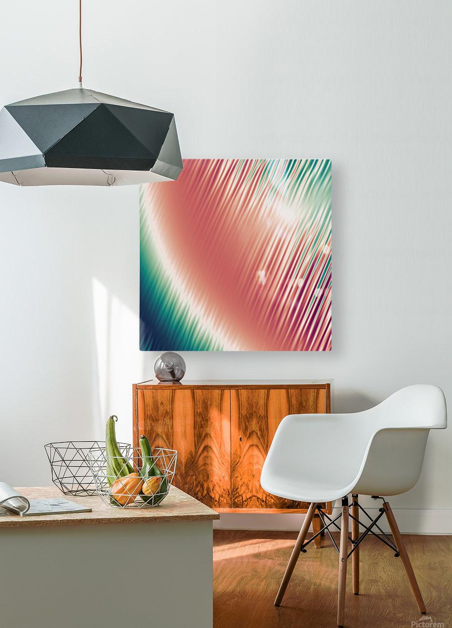 COOL DESIGN  (65)  HD Metal print with Floating Frame on Back
