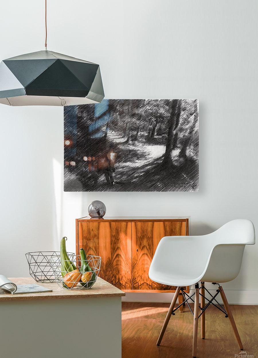 Plasmolen – 16-05-19  HD Metal print with Floating Frame on Back