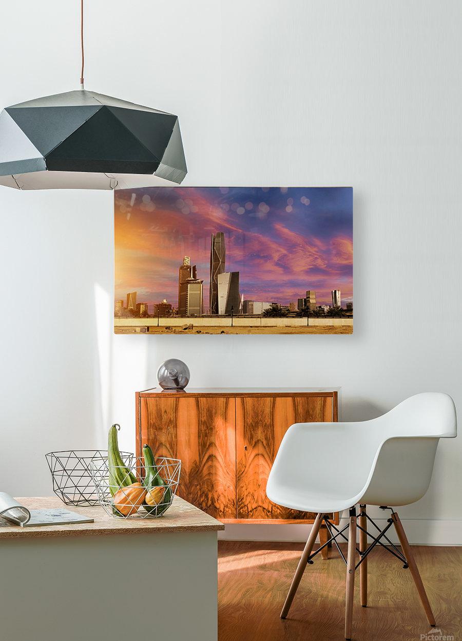 DSC_2298.sky  HD Metal print with Floating Frame on Back