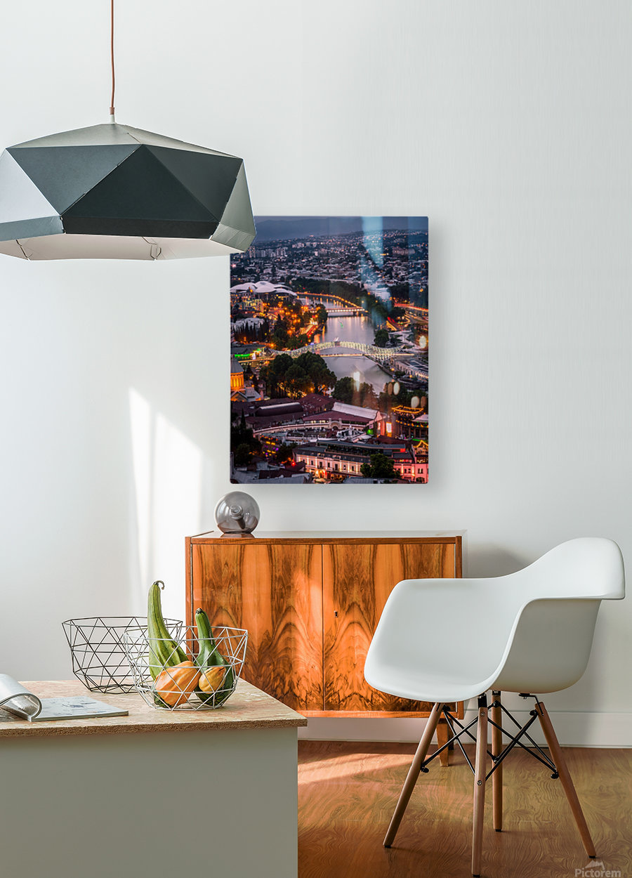 AZY_5361  HD Metal print with Floating Frame on Back