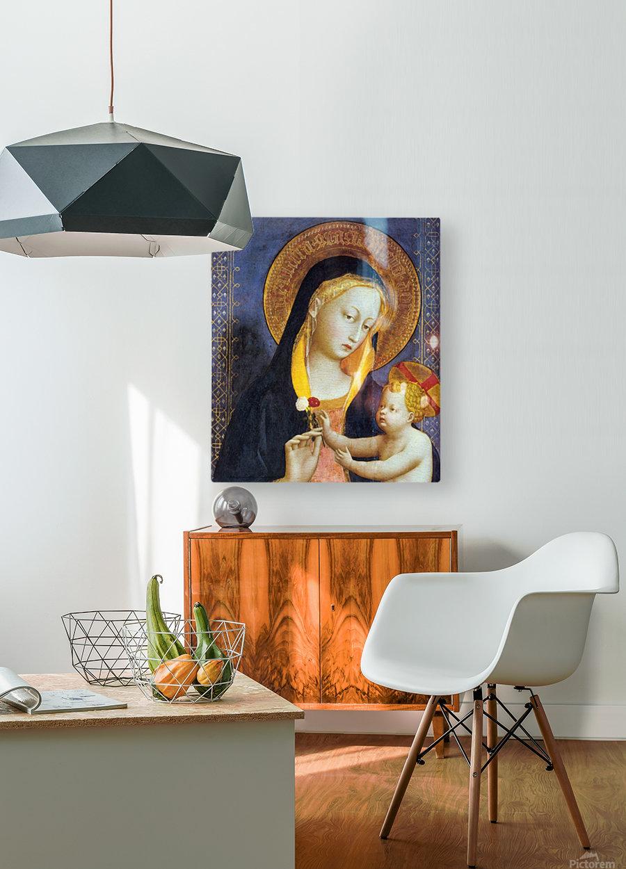 San Domenico  HD Metal print with Floating Frame on Back