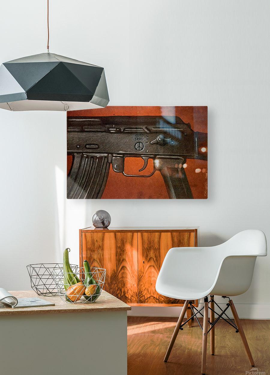PawelKuczynski47  HD Metal print with Floating Frame on Back
