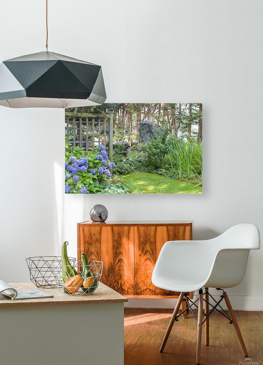 IMGP4934  HD Metal print with Floating Frame on Back
