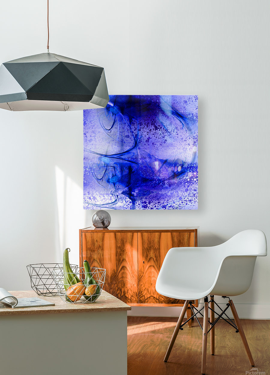 Aqualite by Jean-François Dupuis  HD Metal print with Floating Frame on Back