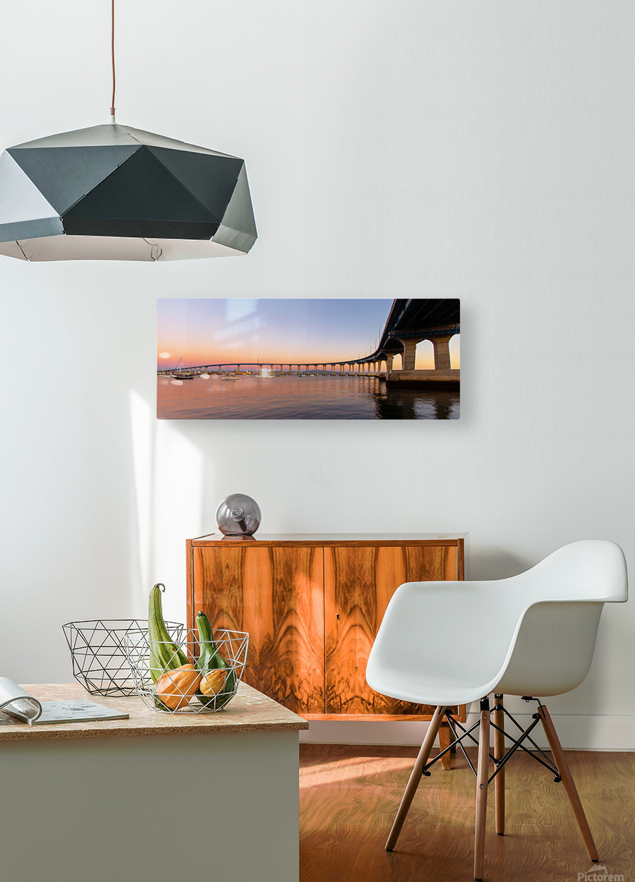 Timeless Symphony  HD Metal print with Floating Frame on Back