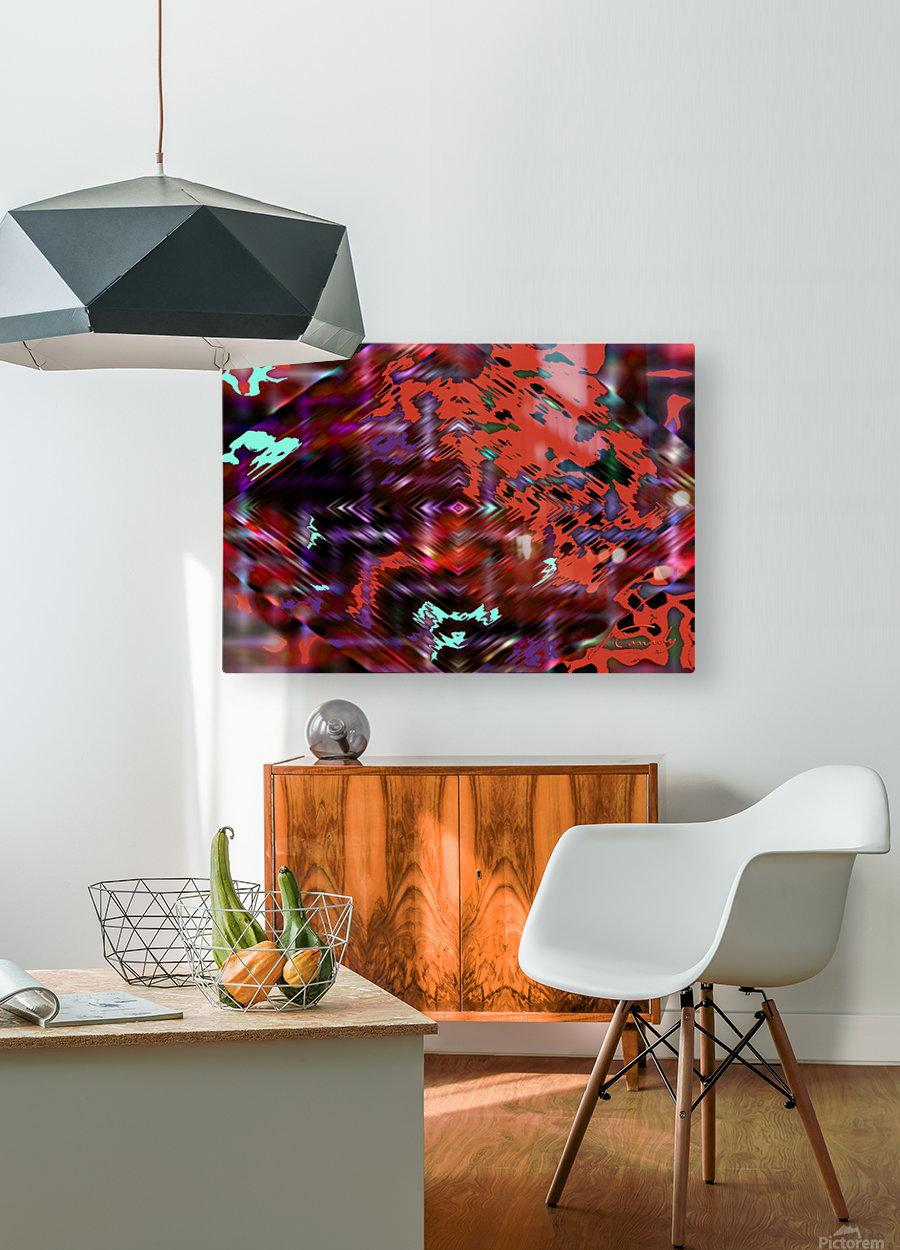 68C8EBD2 D179 448E B1AE 5DA3A2426535  HD Metal print with Floating Frame on Back