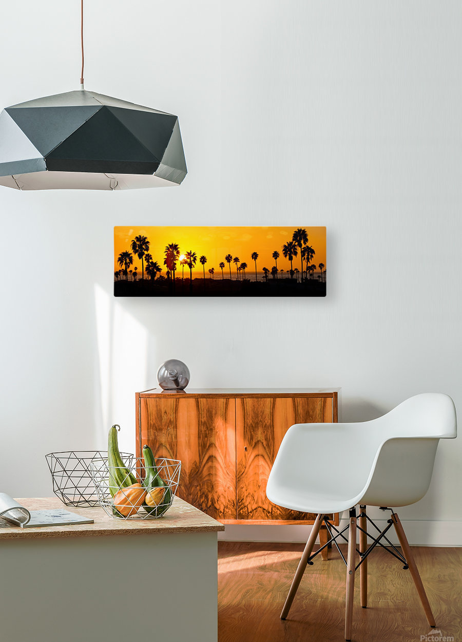 Last Hope  HD Metal print with Floating Frame on Back