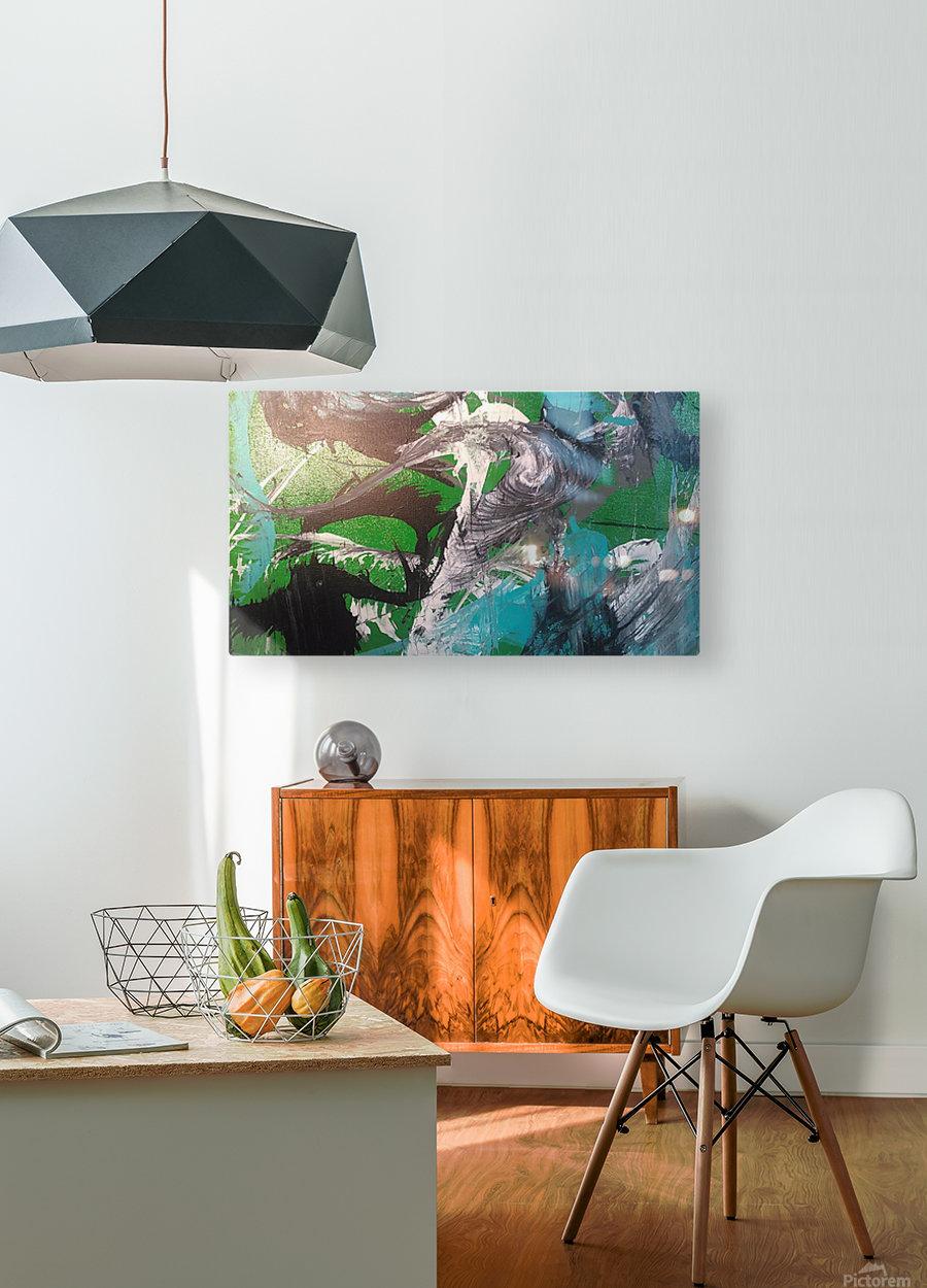 KIMG4121  HD Metal print with Floating Frame on Back