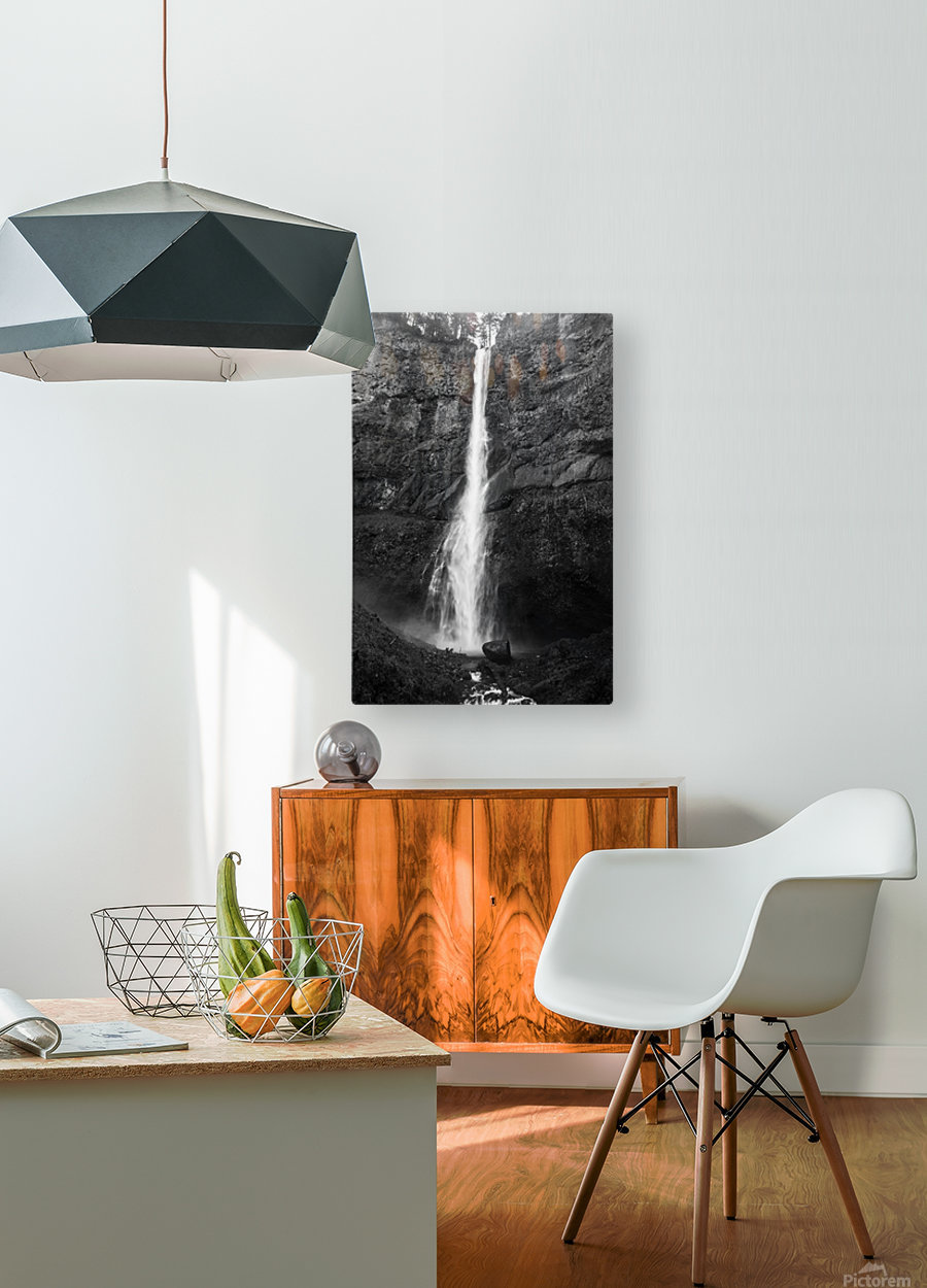 Multnomah 2  HD Metal print with Floating Frame on Back