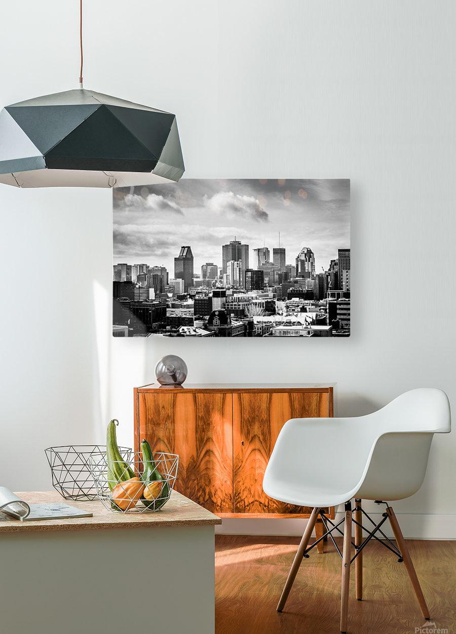expoemoriumqc 6  HD Metal print with Floating Frame on Back